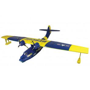 Dynam PBY Catalina Twin (1470mm) WW2 RC Model Plane ARTF (no Tx/Rx/Batt) – Blue