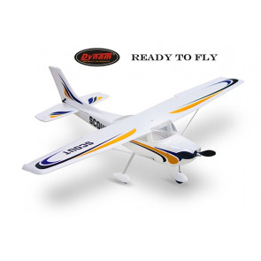 New Dynam Scout RC Trainer with 6 Axis Gyro 980mm RTF - Ideal Choice for Beginners