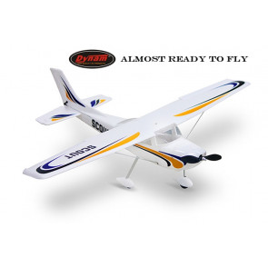 New Dynam Scout Trainer Ideal Choice for Beginners - ARTF 980mm no Tx/Rx/Battery