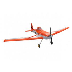 Dynam Cessna 188 AGwagon 1500mm ARTF Orange Civilian Aircraft no Tx/Rx/Bat/Chg