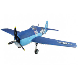 Dynam F6F Hellcat with Retracts 1220mm ARTF no Tx/Rx/Bat
