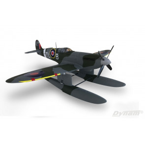 Dynam Spitfire MK VB Seaplane with Floats 1200mm Span ARTF - no Tx/Rx/Bat