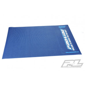 "Pro-Line Large, Durable, Light Weight, Roll Up Car Pit Mat  24"" x 36"""