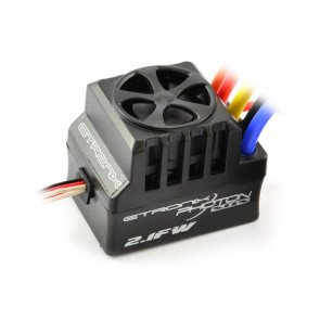 Etronix Photon 60A Full Waterproof Brushless ESC 2-4S LiPo, 12 Cell NiMh