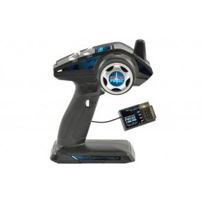 Etronix Pulse EX3G 3 Channel 2.4GHz FHSS Steering Wheel Radio System