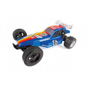 ASSOCIATED AE QUALIFIER SERIES RC28 1:28 RC BUGGY JAMMIN' JAY HALSEY REPLICA