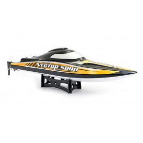 Volantex Vector SR80 ARTR (no Batt/Chgr) Brushless RC Racing Power Boat –40+MPH!