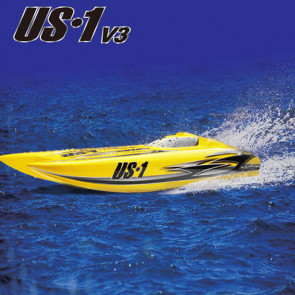 Joysway US 1 V3 Brushless Electric Model Boat ARTR (no Batt)
