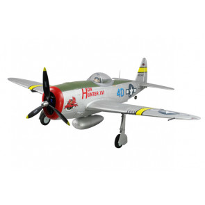 Dynam P-47 Thunderbolt Electric RC Plane (1220mm) w/Retracts ARTF (no Tx/Rx/Bat)