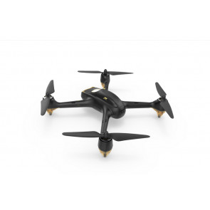 HUBSAN BLACK 501S X4 FPV DRONE w/GPS 1080P, 1KEY, FOLLOW, HIGH ED TX