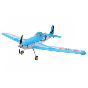 Dynam Cessna 188 AGwagon 1500mm ARTF Blue Civilian Aircraft no Tx/Rx/Bat/Chg
