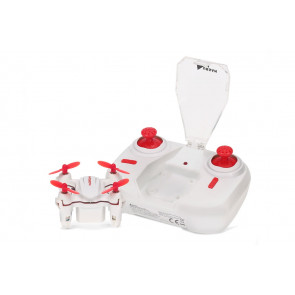 Hubsan Nano Q4 SE Pocket 4 CH Quadcopter with Gyro and LED Lights