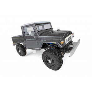 TEAM ASSOCIATED CR12 TOYOTA FJ45 PICK-UP RC RTR TRUCK - GREY