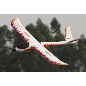 FMS V-Tail Electric Glider 800 mm Wingspan RTF 2.4GHz Radio - Ideal for Beginners!