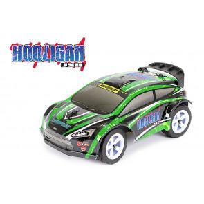 FTX 1/28 Hooligan Jnr RTR RC Rally Racing Car - Green