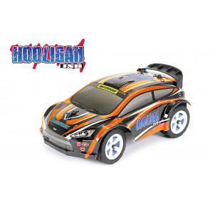 FTX 1/28 Hooligan Jnr RTR RC Rally Racing Car - Orange