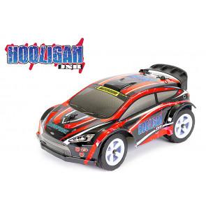 FTX 1/28 Hooligan Jnr RTR RC Rally Racing Car - Red