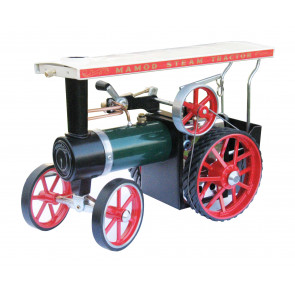 Mamod TE1A Live Steam Traction Engine, Ready Built Working Model - Great Fun