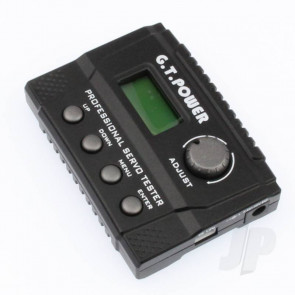 GT Power Professional Servo Tester