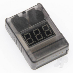 GT Power 2-8S Battery meter