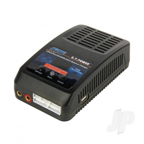 GT Power SD6 50W AC 6A Charger (UK)