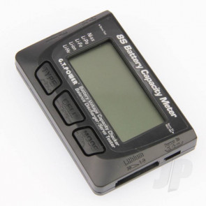 GT Power 8S Battery Capacity Meter