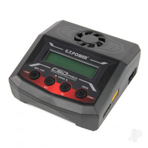 GT Power C6D Pro 100W AC/DC 12A NiMH LiPo / LiHV / LiIon / LiFe Charger
