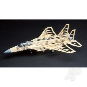 Guillow McDonnell Douglas F-15 Eagle Balsa Model Aircraft Kit