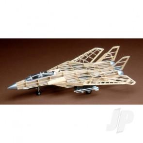 Guillow Grumman F-14 Tomcat Balsa Model Aircraft Kit