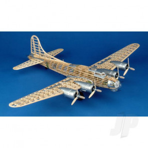 Guillow Boeing B-17G Flying Fortress Balsa Model Aircraft Kit