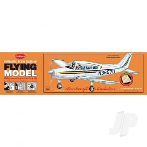 Guillow Musketeer (Laser Cut) Balsa Model Aircraft Kit