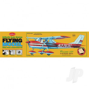 Guillow Cessna 150 (Laser Cut) Balsa Model Aircraft Kit