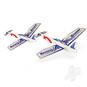 Guillow Reverso Twin Pack Balsa Model Aircraft Kit