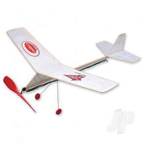 Guillow Cloud Buster with Glue Balsa Model Aircraft Kit
