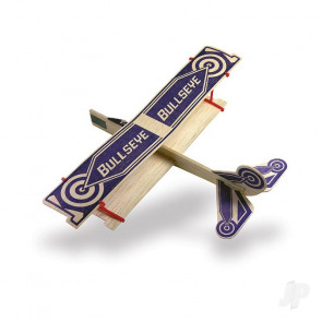 Guillow BullsEye Wood Model Aeroplane Kit