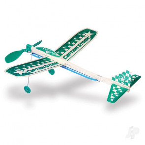 Guillow Captain Storm Wood Model Aeroplane Kit