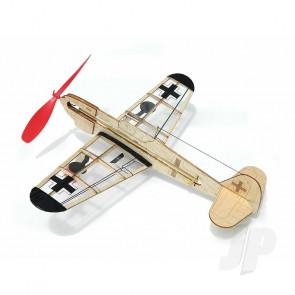 Guillow German Fighter Balsa Model Aircraft Kit