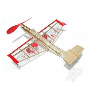 Guillow Rockstar Jet Balsa Model Aircraft Kit