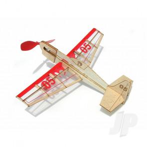 Guillow Stunt Flyer Balsa Model Aircraft Kit