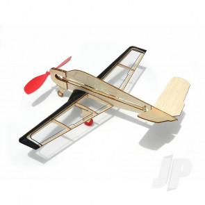 Guillow Beechcraft Bonanza V-Tail Balsa Model Aircraft Kit