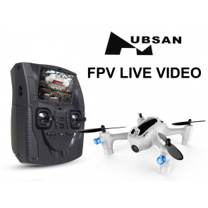 Hubsan X4 Plus H107D+ FPV Drone HD Camera, Altitude Hold, Lights
