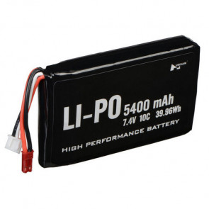 HUBSAN 5400MAH LIPO BATTERY FOR H109S-38 ANDROID TX