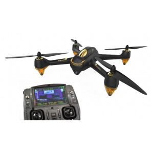 Hubsan 501S X4 FPV Quadcopter Drone Black GPS RTH, Follow Me, Headless, 1080P Camera