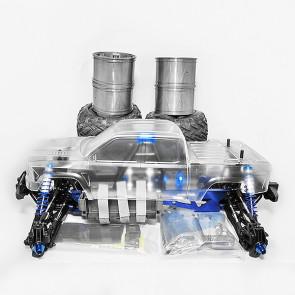 HoBao Hyper Mt Plus Ii Elec Monster Truck 80% Rolling Chassis