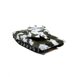 Large Scale RC Leopard 2A6 Tank Winter Camo Upgraded Premium Label Version - Hobby Engine