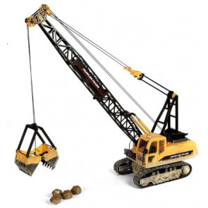 Large Scale RC Crawler Crane Upgraded Premium Label Version - Hobby Engine