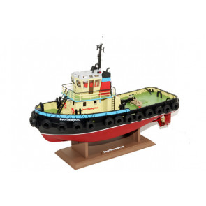 Southampton Tug Boat with Smoke, Working Lights, Horn 2.4GHz Radio - Hobby Engine