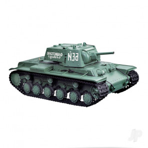 Henglong 1:16 Russian KV-1 with Infrared Battle System (2.4GHz + Shooter + Smoke + Sound)
