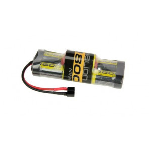 Helion 7-Cell 1800mAh 8.4V NiMH Hump Battery Pack with T Style Plug