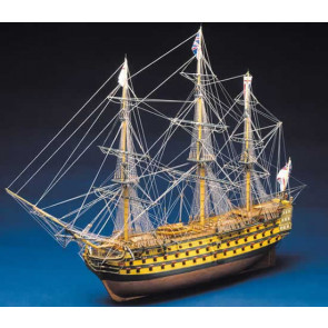Mantua Panart HMS Victory Nelson's Flagship Wooden Ship Kit Scale 1:78  Length 1300mm